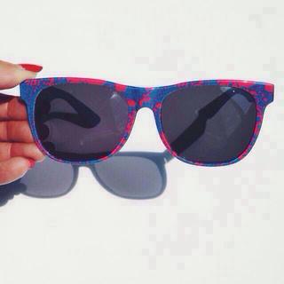 パム(P.A.M.)のPAM×SUPER 限定版eyewear(サングラス/メガネ)