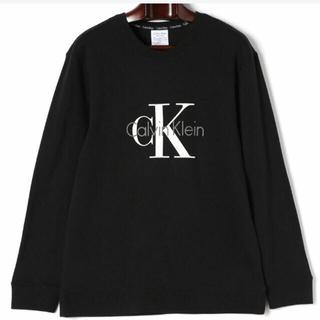 カルバンクライン(Calvin Klein)の新品 タグ付き Calvin Klein Origins トレーナー(スウェット)