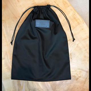 アレキサンダーワン(Alexander Wang)の【未使用】アレキサンダーワン 布袋 巾着 保存袋 ショッパー(ショップ袋)