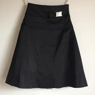 カレンミレン(Karen Millen)の【KAREN MILLEN】ひざ丈スカート(ひざ丈スカート)