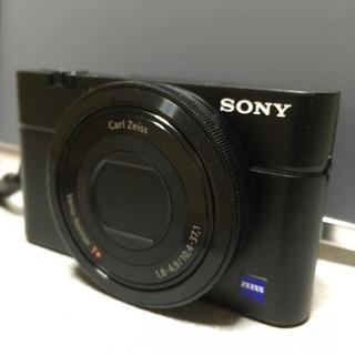 ソニー(SONY)のRX100 SONY Cyber-shot DSC-RX100(コンパクトデジタルカメラ)