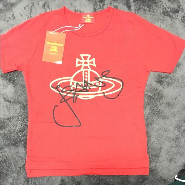 Vivienne Westwood(ヴィヴィアンウエストウッド)のVivienne Westwood Tシャツ レディースのトップス(Tシャツ(半袖/袖なし))の商品写真