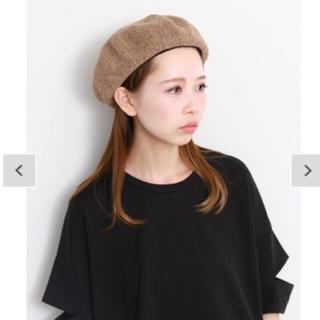 ケービーエフ(KBF)の完売品♡ 新品未使用 KBF サーモベレー帽 (ハンチング/ベレー帽)