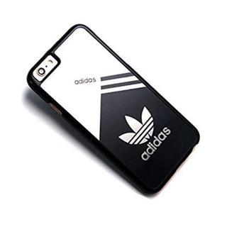 アディダス(adidas)のadidas アディダス ロゴ iPhone6 (iPhoneケース)
