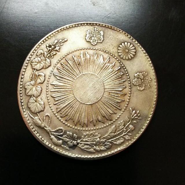 一圓銀貨 エンタメ/ホビーの美術品/アンティーク(貨幣)の商品写真