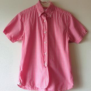 ディコ(DICO)のDico チェックシャツ(シャツ/ブラウス(半袖/袖なし))