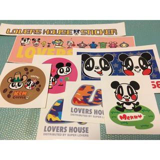 ラバーズハウス(LOVERS HOUSE)のラバーズハウス ステッカー LOVERS HOUSE(その他)