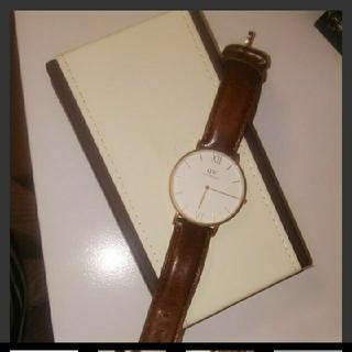 ダニエルウェリントン(Daniel Wellington)のDW時計【ベルト2本set】(腕時計)
