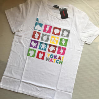 バンダイ(BANDAI)の新品 妖怪ウォッチTシャツ(Tシャツ/カットソー(半袖/袖なし))