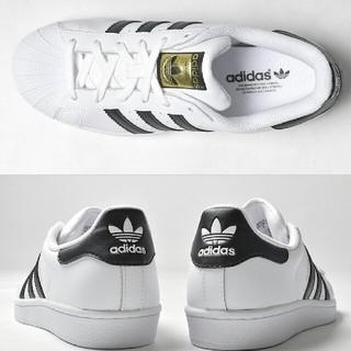アディダス(adidas)の送料無料 アディダスオリジナル スーパースター(スニーカー)