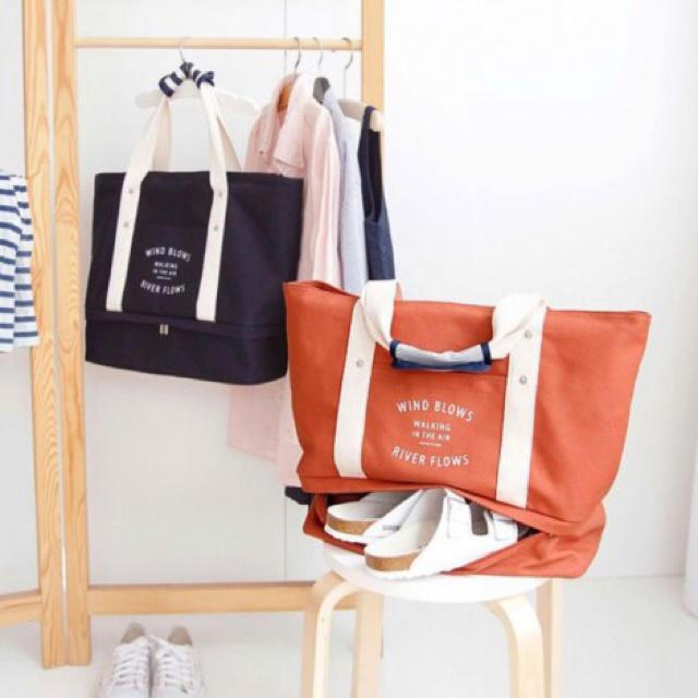トートバッグ♡ピンク レディースのバッグ(トートバッグ)の商品写真