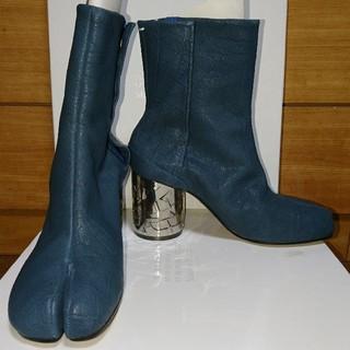 マルタンマルジェラ(Maison Martin Margiela)の最終値下げ!! マルタンマルジェラ 足袋ブーツ サイズ:38(25㎝)(ブーツ)