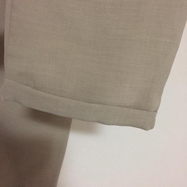 ベージュパンツ Sサイズ レディースのパンツ(カジュアルパンツ)の商品写真