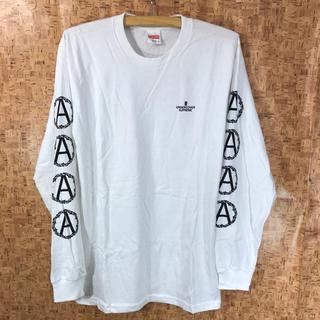 シュプリーム(Supreme)の新品 未使用 シュプリーム アンダーカバー 16FW アナーキーロンT  M 白(Tシャツ/カットソー(七分/長袖))