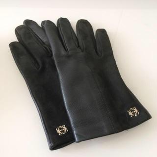 ロエベ(LOEWE)のめいちゃん様専用✨loewe グローブ 手袋(手袋)