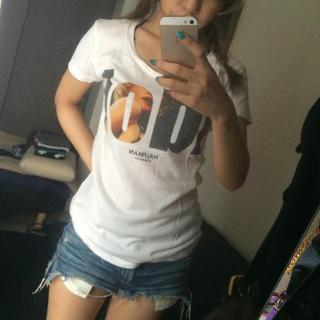 ハーフマン(HALFMAN)のハーフマン♡Tシャツ(Tシャツ(半袖/袖なし))