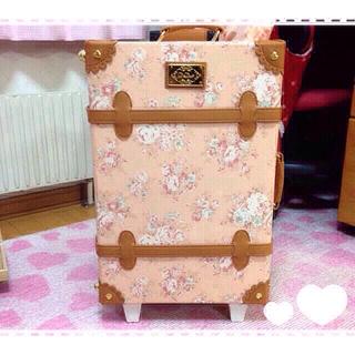 リズリサ(LIZ LISA)の♡LIZLISA キャリーバッグ♡(スーツケース/キャリーバッグ)
