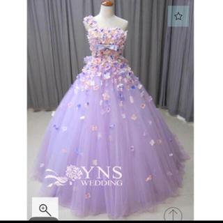 yns ドレス(ウェディングドレス)
