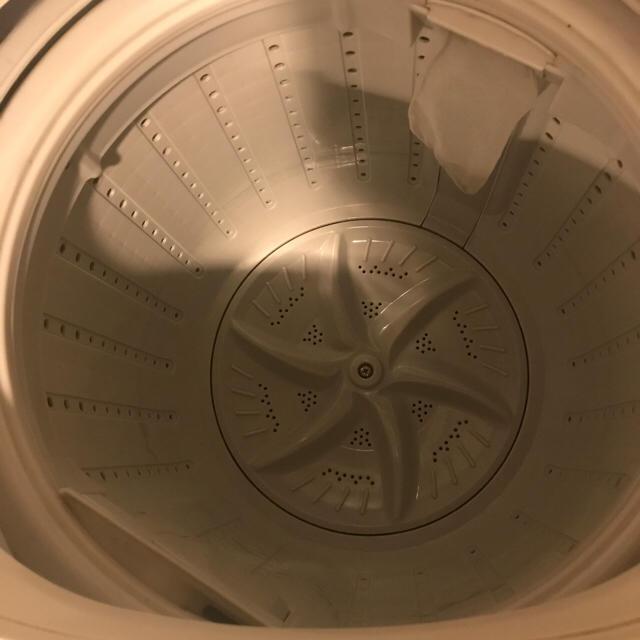 MUJI (無印良品)(ムジルシリョウヒン)の【まやほ様専用】無印良品 洗濯機 スマホ/家電/カメラの生活家電(洗濯機)の商品写真