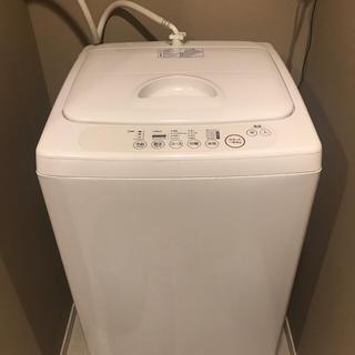 ムジルシリョウヒン(MUJI (無印良品))の【まやほ様専用】無印良品 洗濯機(洗濯機)