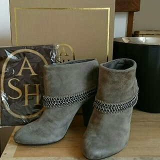 アッシュ(ASH)のASHブーツ サイズ36 (ブーティ)