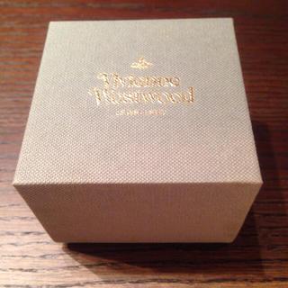 ヴィヴィアンウエストウッド(Vivienne Westwood)の【送料無料!】Vivienneピアス空き箱(小物入れ)