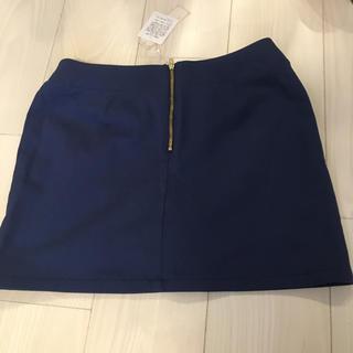 マーキュリーデュオ(MERCURYDUO)のマーキュリーデュオ 台形スカート♡タグ付き(ミニスカート)