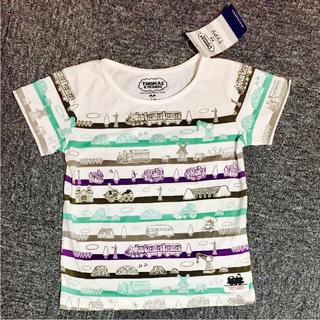チャオパニックティピー(CIAOPANIC TYPY)の機関車トーマス×CIAOPANIC キッズTシャツ(その他)