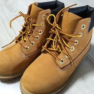 ティンバーランド(Timberland)の新品未使用 ティンバーランド キッズ ブーツ サイズ18.5cm 正規品(ブーツ)