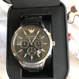 エンポリオアルマーニ(Emporio Armani)のアルマーニ 腕時計。中古(腕時計(デジタル))