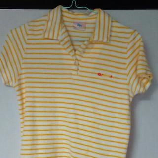 アイパ(AIPA)のaipa パイル生地 半袖シャツ(Tシャツ(半袖/袖なし))