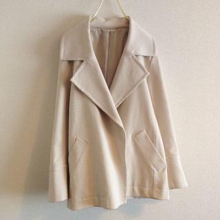 ミラオーウェン(Mila Owen)のミラオーウェン オフホワイト ジャケット(テーラードジャケット)