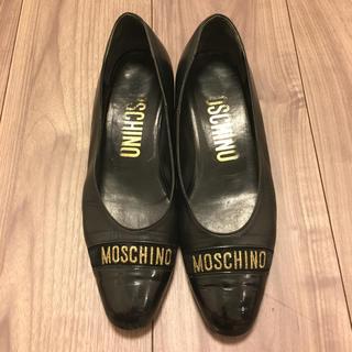 モスキーノ(MOSCHINO)のMOSCHINO♡パンプス(ハイヒール/パンプス)