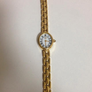 エムシーエム(MCM)の新品 MCM 腕時計 レディース ゴールド ブレスレット(腕時計)