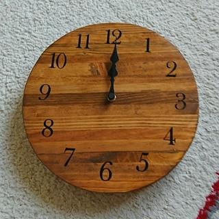スタディオクリップ(STUDIO CLIP)のSTUDIO CLIP 新品未使用の壁掛け時計😀✨(掛時計/柱時計)