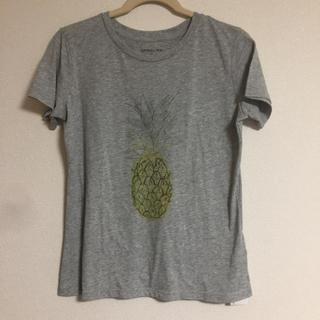 アンレリッシュ(UNRELISH)のTシャツ パイナップル(Tシャツ(半袖/袖なし))