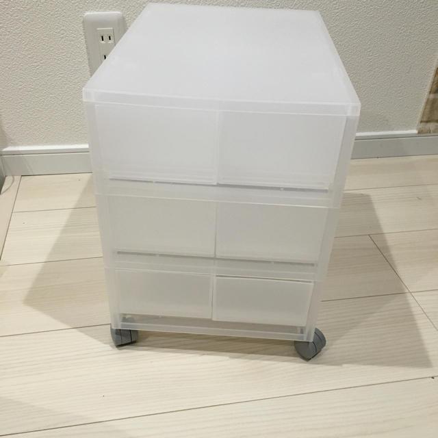 MUJI (無印良品)(ムジルシリョウヒン)の無印 ポリプロピレン収納ケース
