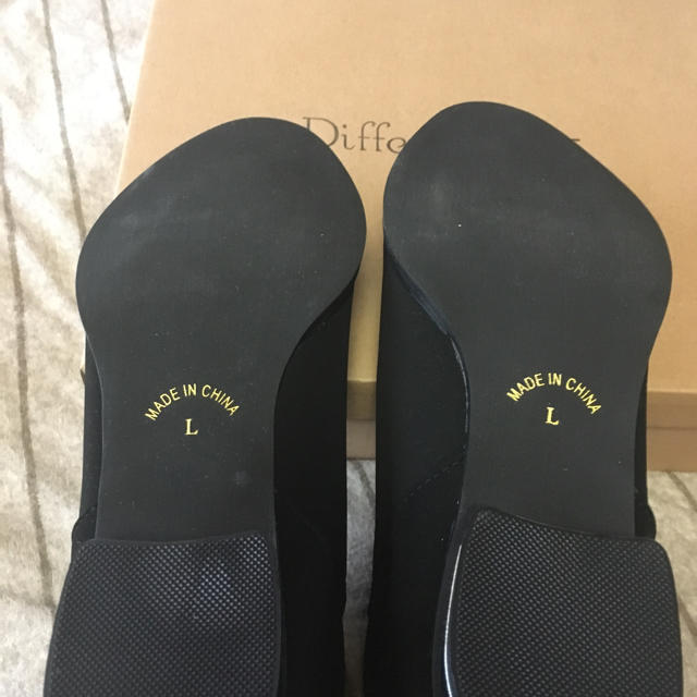 CHAPTER SELECT(チャプターセレクト)のchapter select ショートブーツ レディースの靴/シューズ(ブーツ)の商品写真