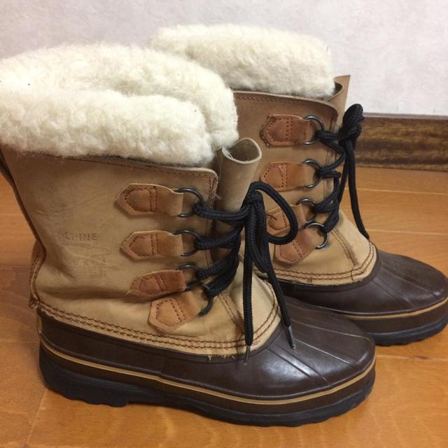 SOREL(ソレル)のSOREL スノーブーツ レディースの靴/シューズ(ブーツ)の商品写真
