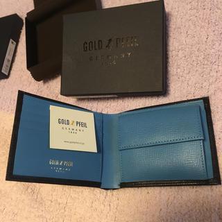 ゴールドファイル 財布