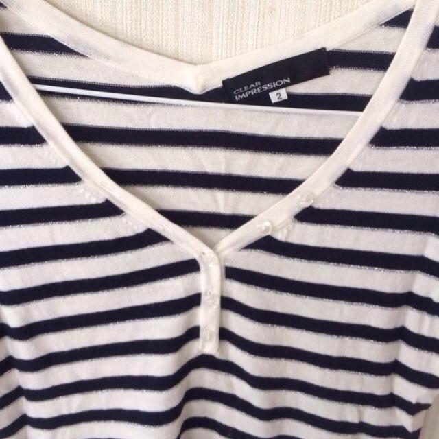 CLEAR IMPRESSION(クリアインプレッション)のカットソー レディースのトップス(カットソー(半袖/袖なし))の商品写真