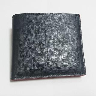 バーニーズニューヨーク(BARNEYS NEW YORK)の【SALE】DAVIDE ALBERTARIO 小銭入れ付き2つ折り財布(折り財布)