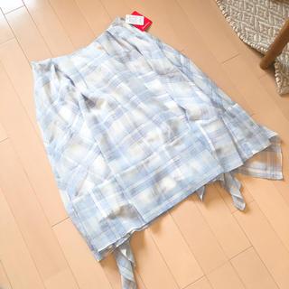 デンドロビウム(DENDROBIUM)の👖DENDROBIUM チェック柄スカート(ひざ丈スカート)