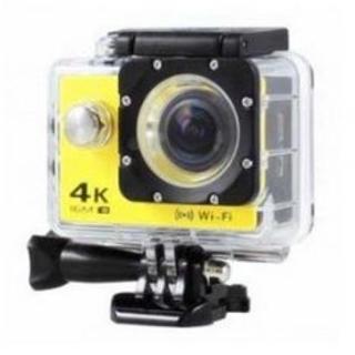 4K アクションカメラ & アクセサリーセット AT-30 wifi MP4 (ビデオカメラ)