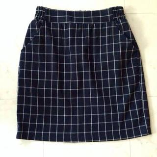 レイカズン(RayCassin)のRAY CASSIN ペンシルスカート(ひざ丈スカート)
