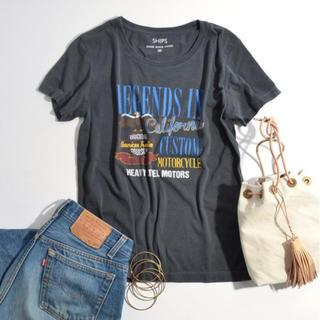 シップスフォーウィメン(SHIPS for women)のSHIPS woman 大人気Tシャツ(Tシャツ(半袖/袖なし))