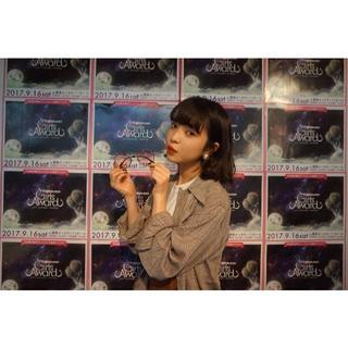 第二弾出品! 田中芽衣 サングラス 私物 Girls Award ガールズアワード(サングラス/メガネ)