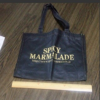 スパイシーマーマレード(SPICY MARMALADE)のショップバック(ショップ袋)