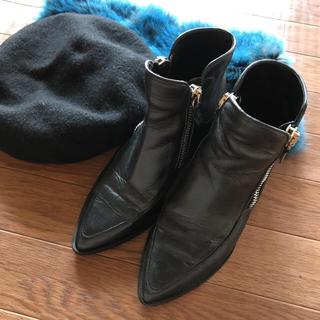 ザラ(ZARA)のZARA WOMAN ブーツ(ブーツ)