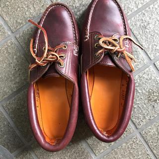 ティンバーランド(Timberland)のティンバーランドくつ(ローファー/革靴)